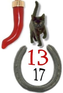 superstizioni gatto ferro di cavallo